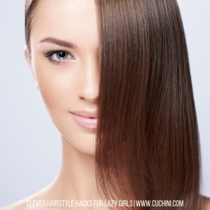 Clever hairstyle hacks for lazy girls cuchini blog - Ingenious uses for cornstarch ...