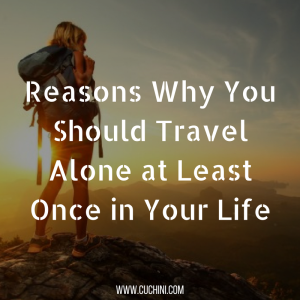 Reasons Why You should travel alone at least once in your life (1)