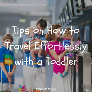 Tips on How to Travel Effortlessly with a Toddler
