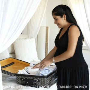 Things You Should Bring to the Hospital Before Giving Birth