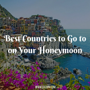 Best Countries to Go to on Your Honeymoon