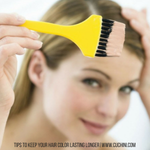 Tips to Keep your Hair Color Lasting Longer