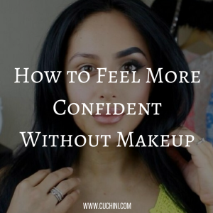 How to Feel More Confident Without Makeup