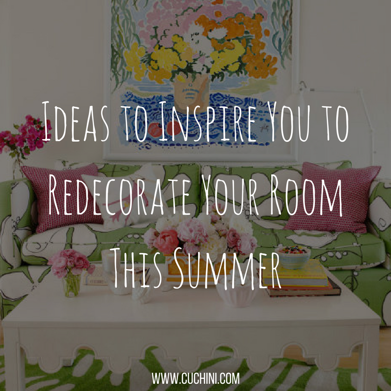 Cuchini Blog Lifestyle Blog: re decorate your room ideas