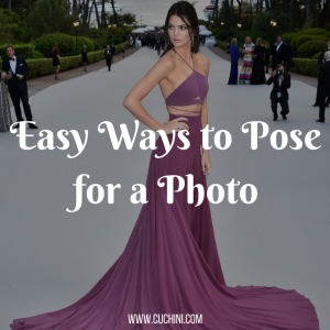 Easy Ways to Pose for a Photo