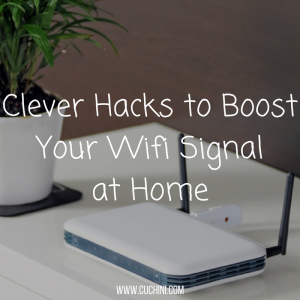 Clever Hacks to Boost Your Wifi Signal at Home