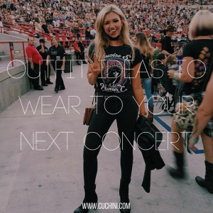 Outfit Ideas to Wear to Your Next Concert