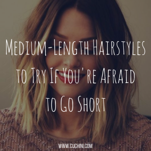Medium-Length Hairstyles to Try If You're Afraid to Go Short