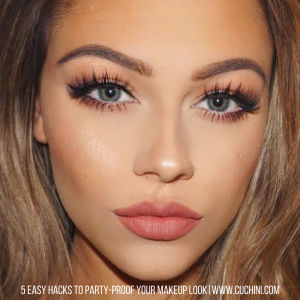 5 Easy Hacks to Party-Proof Your Makeup Look